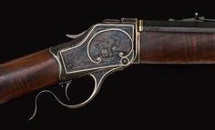 Winchester High Wall 1885 Rifle