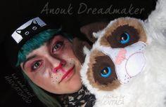 Grumpy cat made us a 'selfie' :) Let's support handmade/local businesses! <3 My love goes to entala & MadCatShop