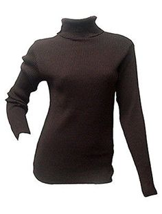The Home of Fashion Womens Brown Ribbed Polo Turtle Neck Knitted Jumper The Home of Fashion http://www.amazon.co.uk/dp/B00PB0C4L2/ref=cm_sw_r_pi_dp_B-4wub0WYQSNM