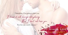 #MustRead #ReviewPost See Through Heart by Amie Knight