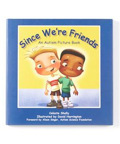 Loving this Since We're Friends Hardcover on #zulily! #zulilyfinds