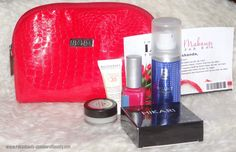 Fab Bag February 2016 Review @thefabbag #inmyfabbag #indianbeautyblogger #bbloggers