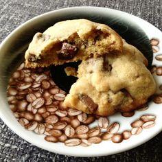 Vielä yksi pala...: Suklaacookiet