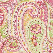 Sugar Baby Watermelon Paisley Fabric