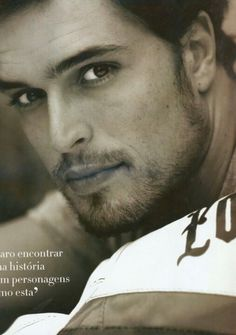 Diogo Morgado looks like my nephew Eric Travis who is also a model!