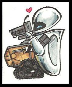 Eva&Wall-e