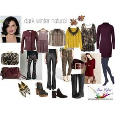 dark winter natural