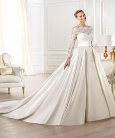 Bridal powerhosue Pronovias gives us the low-down on the hottest bridal styles in your and Wedding Dresses 2014, Wedding Dress Sizes, Designer Wedding Dresses, Bridal Dresses, Wedding Gowns, Bridesmaid Dresses, Bridal Style, Beautiful Dresses, Beautiful Things