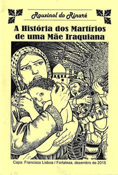 Cordel de Rouxinol do Rinaré - capa de Francisco Lisboa (Texto premiado no II Concurso Paulista de Literatura de Cordel, 2003). Memes, Art, Nightingale, Woodblock Print, Lisbon, Cape Clothing, Literatura, Art Background, Meme