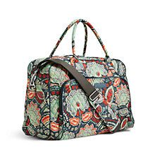 2898babd5f4 Weekender Travel Bag in Nomadic Floral   Vera Bradley Vera Bradley  Weekender Bag, Weekender Bags
