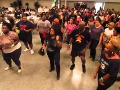 Frame Soul Line Dance | Baltimore Line Dance Brunch 6/30/13