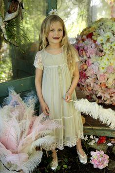 Ethereal Girls Dresses