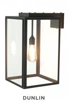 Portico Wall Light by Davey Lighting - DUNLIN™ Home Australia - 1