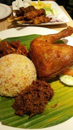 Madam Kwan Bojari rice
