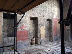 House of Paquius Proculus - AD79eruption