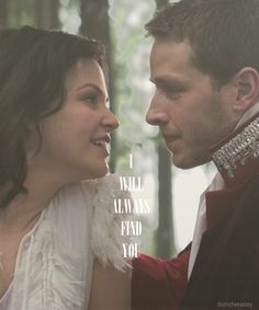 Once Upon a Time - Snow White and Charming