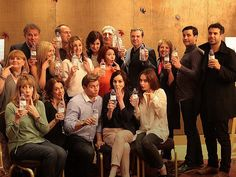 The Downton Abbey Cast Has the Most Hilarious Response to Water Bottle Gate
