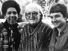 Audre Lorde, Meridel Lesueur, and Adrienne Rich 1980