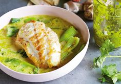 Thai green fish curry | Total Wellbeing Diet