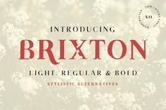 Brixton + Bonus Ornaments! By Tom Chalky