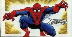 Marvel Dc, Marvel Comics, Spiderman, Man Images, Comic Movies, Spider Verse, Tom Holland, Comic Art, Geek Stuff