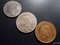 Monete - UN PESO 1978 - CINCO PESOS 1972 - CINCUENTA CENTAVOS 1955