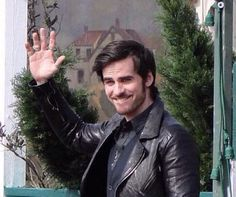 Colin O'Donoghue -Killian Jones - Captain Hook on Once Upon A Time 5X22