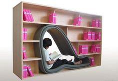 Cool Book Case