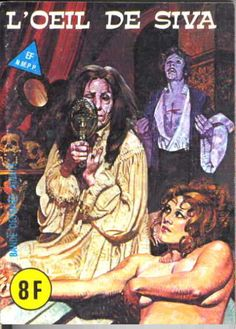 Cover for Série Bleue (Elvifrance, 1974 series) #91
