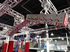 Ninja Warrior Course Design & Construction | Adventure Solutions