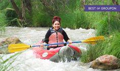 Sedona Adventure Tours // Verde Adventures - Camp Verde: Inflatable Kayak Verde River Trip for Two, Four, or Six at Sedona Adventure Tours (Up to 45% Off)