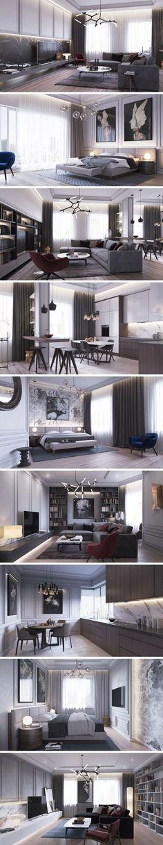 «Apartments in St. Petersburg» - Галерея 3ddd.ru