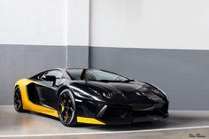 "Lamborghini Aventador ""Wasp"""