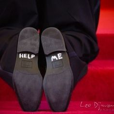 Now that would be Funny if the Groom/Bride did not Know you did this to his/her shoes  LOL!!