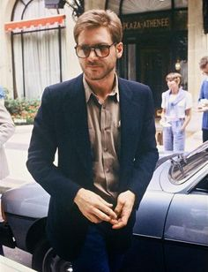I had such a crush… RT @ThislsAmazing: Harrison Ford in 1980