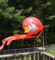 Pentecost Balloon by Dawn over at By Sun and Candlelight. Great, simple idea!