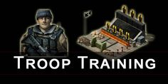 Guide to Training Troops in Mobile Strike - Mobile Strike Gold. http://www.mobilga.com/Mobile-Strike-gold.html, New brand website to Buy Mobile Strike gold, the cheapest price with security assurance you can't miss.