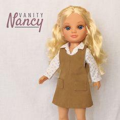 Bratz, Nancy Doll, Carrera, Barbie, Outfits, Dolls, Disney Princess, Crochet, Style