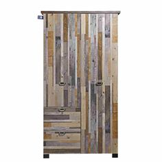 Driftwood cupboard