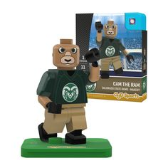 Cam the Ram Mascot NCAA OYO Colorado State Rams Generation 2 G2 Mini Figure -- Awesome products selected by Anna Churchill