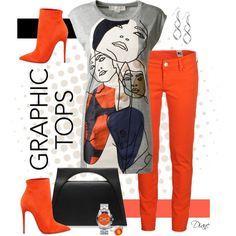 """Get Graphic"" by diane-hansen on Polyvore"