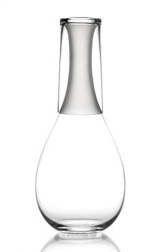 Product design: glass, Orrefors A Drop of water