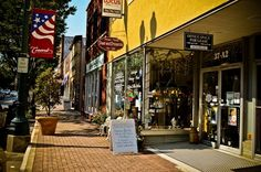"Davidson & Concord Main Streets Named ""Great Places"" in NC"