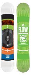 Flow Merc WHITE EZ-Rocker Snowboard - Snowlab.de #Gewinnspiel
