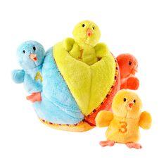 Chick, chick, little chicks...