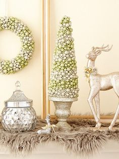 Glamorous Christmas Decor up to 70% Off!