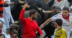 El 'selfie' en los Sanfermines se puede multar hasta con 3.000 euros | Actualidad | EL PAÍS