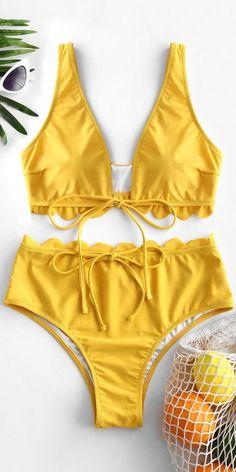 Summer Bathing Suits, Girls Bathing Suits, Summer Suits, Plus Size Swimsuits, Cute Swimsuits, Cute Bikinis, Bikini Set Sale, Push Up Bikini Tops, Bikini Outfits