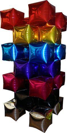 Square Mylar Balloons