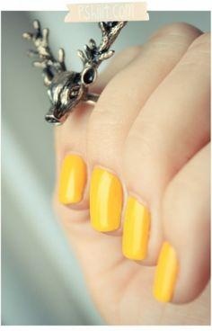 #9 Lemon Zest Spring Trend 2013